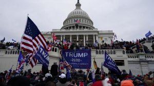 حمله به پایتخت ایالات متحده: هرج و مرج در واشنگتن به دنبال اعتراض طرفداران ترامپ – ایالات متحده و کانادا – بین المللی