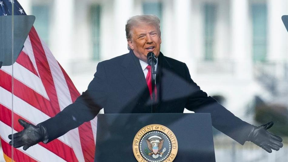 استیضاح دوم علیه دونالد ترامپ در اتاق بازرگانی ایالات متحده – آمریکا و کانادا – بین المللی تصویب شد