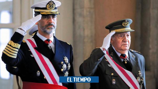 شاه خوان کارلوس اول: چپ و راست افراطی برای دفاع از سلطنت در اسپانیا – اروپا – بین الملل متحد می شوند