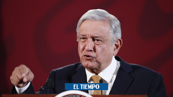 Read more about the article جولیان آسانژ: چرا AMLO می خواهد به آسانژ پناهندگی سیاسی بدهد؟  |  مکزیک – آمریکای لاتین – بین المللی