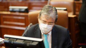 کارلوس هولمز ترویلو درگذشت: سیاستمداران دیگر به دلیل covid-19 می میرند – مناطق بیشتر – بین المللی