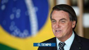 جائر بولسونارو اصرار به تقلب در انتخابات ریاست جمهوری آمریکا ، آمریکای لاتین – بین المللی دارد