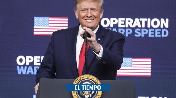 دونالد ترامپ برای بازدید از دیوار مرزی – ایالات متحده آمریکا و کانادا – بین المللی به تگزاس سفر می کند