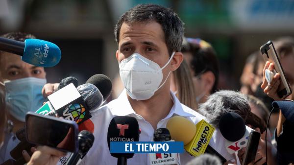 کدام کشورها حمایت خود را از خوان گوئیدو تصویب کرده اند؟  – ونزوئلا – بین المللی