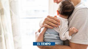این نوزاد پس از بستری شدن در بیمارستان اسپانیا – اروپا – بین المللی ، بر روی پوستان غلبه کرد