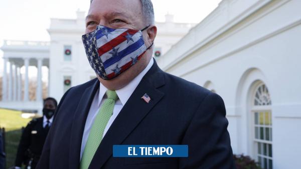 Read more about the article ایالات متحده آمریکا: پمپئو قصد دارد کوبا را در لیست سیاه تروریسم – ایالات متحده آمریکا و کانادا – بین المللی قرار دهد