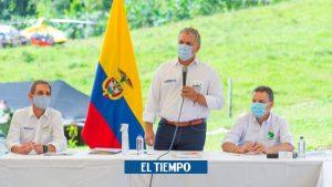 دیده بان حقوق بشر از مواضع حقوق بشر کلمبیا در زمان دولت ایوان دوکه – مناطق بیشتر – بین المللی انتقاد می کند