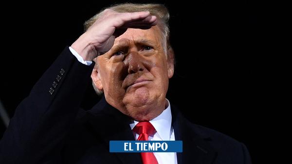 دونالد ترامپ: تحلیل پایان آشفته ریاست جمهوری خود – ایالات متحده آمریکا و کانادا – بین المللی