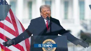 ایالات متحده: ویدئو نشان می دهد که ترامپ اعتراضات خود را در واشنگتن – ایالات متحده آمریکا و کانادا – بین المللی جشن می گیرد