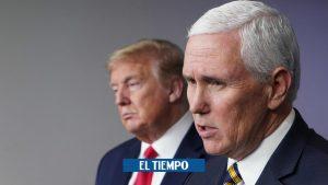 بیست و پنجمین متممی که می خواهید برای برکناری ترامپ از سمت خود درخواست کنید چیست؟  – ایالات متحده آمریکا و کانادا – بین المللی
