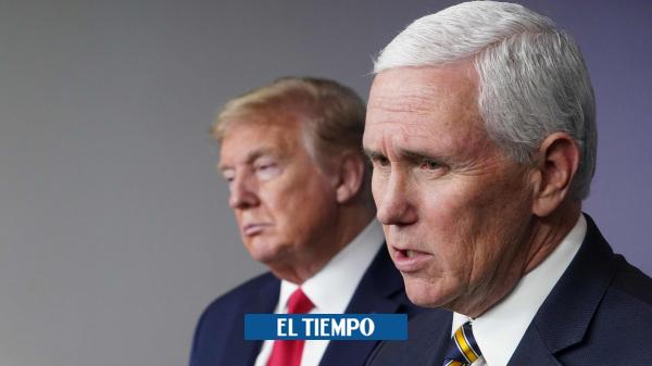 ترامپ و پنس پس از تنش بین ایالات متحده و کانادا – بین المللی ، در کاخ سفید دیدار می کنند