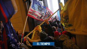 پایتخت ایالات متحده: روزنامه نگار جیک تاپر اعتراضات واشنگتن را با بوگوتا – ایالات متحده و کانادا – بین المللی مقایسه می کند