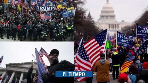 تظاهرات زنده در واشنگتن: پایتخت آمریكا – آمریكا و كانادا – بین المللی