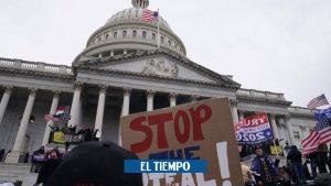 ایالات متحده: دادگستری در حمله به كاپیتول در واشنگتن – آمریكا و كانادا – بین المللی مقصر شناخته شد