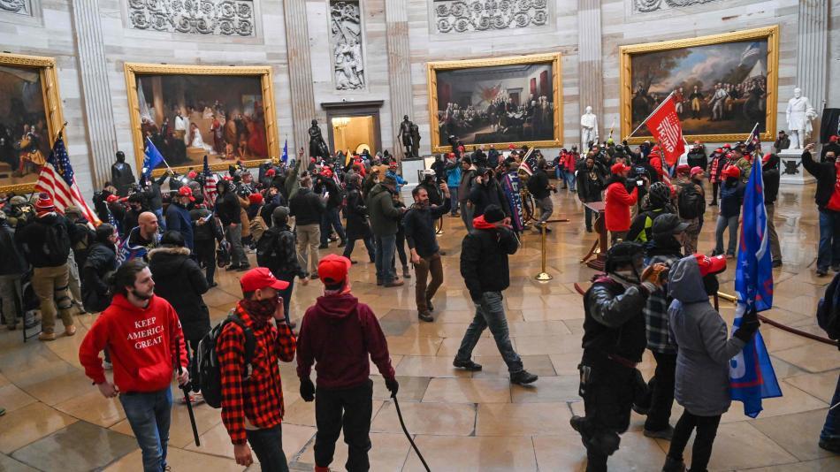 واشنگتن: معاون رئیس جمهور پنس می گوید حمله به پایتخت غیر قابل تحمل است – ایالات متحده و کانادا – بین المللی