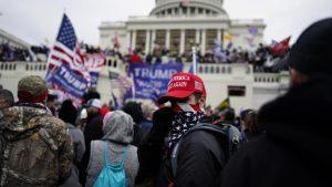 واشنگتن کاپیتول: حامیان دونالد ترامپ وارد مجلس عوام – ایالات متحده و کانادا – بین المللی می شوند