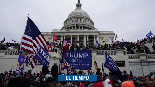 FBI در مورد اعتراضات احتمالی در پایتخت های ایالات متحده – ایالات متحده و کانادا – بین المللی هشدار می دهد