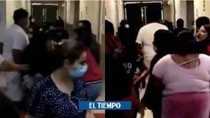 آنها بیمارستانهایی را که نمی خواستند اجساد کشته شدگان از covid-19 – آمریکای لاتین – بین المللی را پس دهند ، نابود می کنند