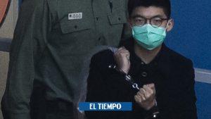 """جوشوا وونگ فعال هنگ کنگی نیز به """"فعالیت براندازی"""" – آسیا – بین المللی متهم شد"""