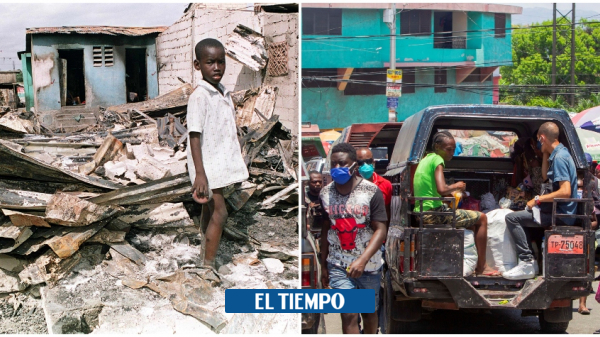 زلزله هائیتی: 11 سال پس از زلزله که کشور – آمریکای لاتین – بین المللی را خراب کرد