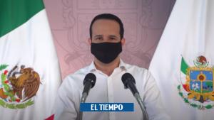 مکزیک  Queretaro |  رافائل لوپز گونزالس به شهروندان این آزادی را می دهد که به ویروس کرونا مبتلا شوند – آمریکای لاتین – بین المللی