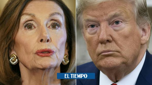 ایالات متحده آمریکا  نانسی پلوسی آماده شروع دادگاه استیضاح دوم علیه ترامپ – آمریکا و کانادا – بین المللی است