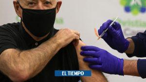 جو بایدن دوز دوم واکسن covid-19 – ایالات متحده آمریکا و کانادا – بین المللی دریافت می کند