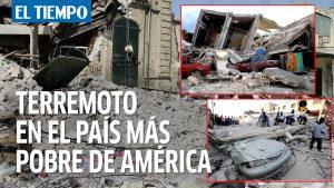 زلزله در هائیتی: 10 سال پس از فاجعه – آمریکای لاتین – بین المللی