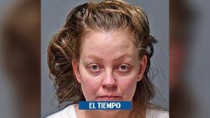 آنها یک آمریکایی را که دختر سه ساله اش را با تاکسی به مهد کودک – ایالات متحده و کانادا – بین المللی می فرستد ، دستگیر می کنند