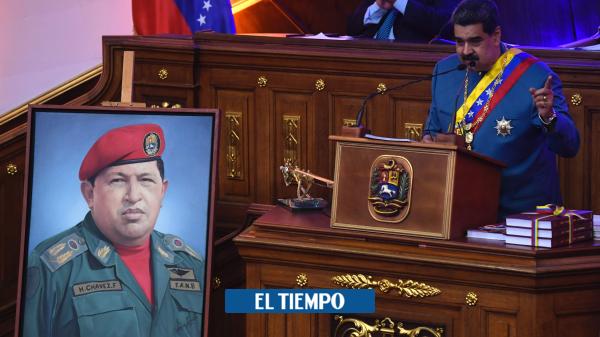 مادورو به خاطر مقابله با بیماری همه گیر تبریک می گوید و به کلمبیا – ونزوئلا – بین المللی حمله می کند