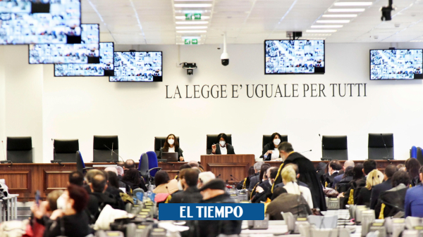 دادرسی کلان ایتالیا علیه مافیا Ndrangheta-Europe-International