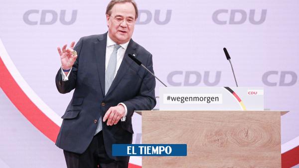 آلمان: چه کسی رهبر جدید حزب آنگلا مرکل – اروپا – بین المللی است