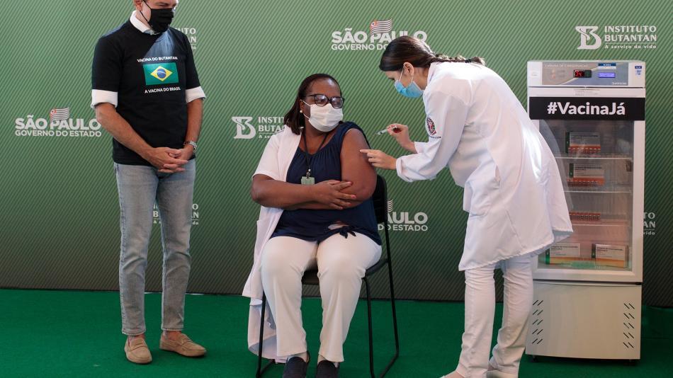 واکسیناسیون Covid در سائوپائولو باعث بحث و جدال می شود – آمریکای لاتین – بین المللی