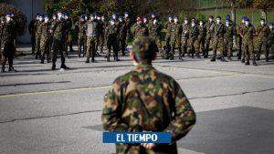 خدمات نظامی از راه دور خانگی سوئیس چگونه کار می کند؟  – اروپا – بین المللی