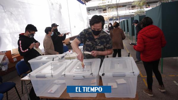 شیلی: انتخابات تاسیس تاریخی آغاز می شود – آمریکای لاتین – بین المللی