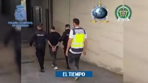 """آنچه در مورد دستگیری """"ننه"""" قاتل کلمبیایی در مادرید – اروپا – بین المللی شناخته شده است"""