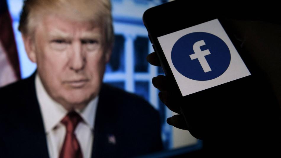 فیس بوک حساب های دونالد ترامپ را برای دو سال – ایالات متحده – بین المللی لغو می کند