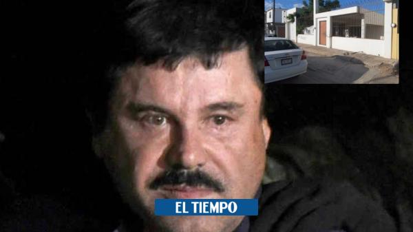 """عمارت قرعه کشی مکزیک Joaquin """"El Chapo"""" Guzmán – مکزیک – بین المللی"""
