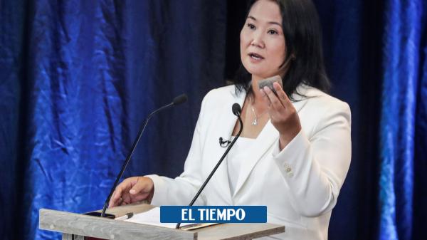 کیکو فوجیموری ، نامزد ریاست جمهوری در پرو 2021 – آمریکای لاتین – بین المللی کیست
