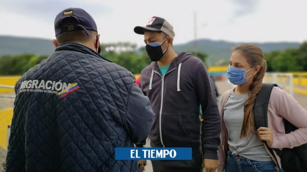 مرزهای بین المللی ونزوئلا با کلمبیا – ونزوئلا – بسته است