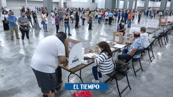 انتخابات در پرو: آنها تقلب را که کیکو فوجیموری – آمریکای لاتین – بین المللی نکوهش کرده است ، انکار می کند