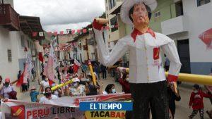 Read more about the article انتخابات در پرو: کلید مخفی پدرو کاستیلو – آمریکای لاتین – بین المللی