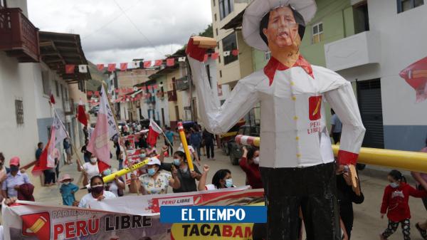انتخابات در پرو: کلید مخفی پدرو کاستیلو – آمریکای لاتین – بین المللی