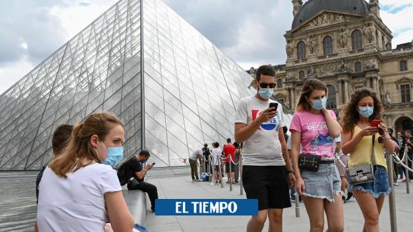 چراغ سبز برای فرانسه ، که قبلاً از بین بردن ماسک در خیابان ها – اروپا – بین المللی خبر داده است