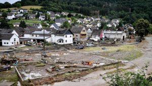 آلمان: سیل حداقل 42 کشته – اروپا – بین المللی