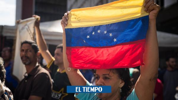 Read more about the article ونزوئلا: ICC می گوید جنایت علیه بشریت – ونزوئلا – بین المللی رخ داده است