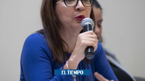 Read more about the article ماریا آسونسیون مورنو ، نامزد نیکاراگوئه ، تحت تعقیب دانیل اورتگا – آمریکای لاتین – بین المللی