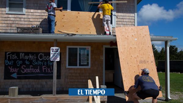 Read more about the article ایالات متحده: طوفان هنری به خشکی در رود آیلند – ایالات متحده – بین المللی می رسد