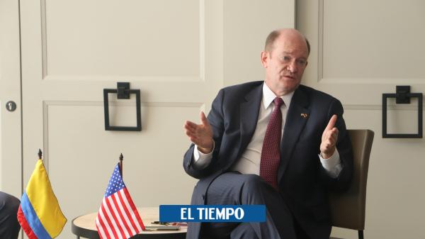Read more about the article کریس کونز در کلمبیا: سناتور در سفر خود به این کشور چه گفت؟  – ایالات متحده – بین المللی