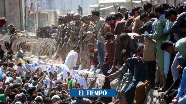 Read more about the article افغانستان: آمریکا برای خروج کامل از کابل آماده می شود – ایالات متحده – بین المللی